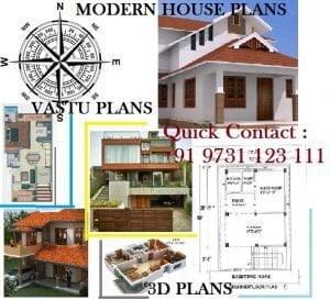 Vastu floor plans